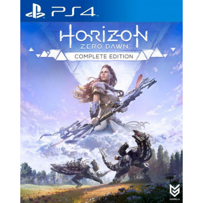 Игра для PlayStation 4 Horizon: Zero Dawn. Complete Edition (русская версия)
