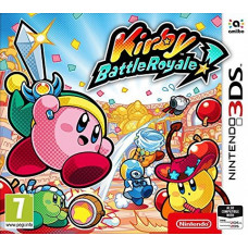 Kirby: Battle Royale [3DS, английская версия]