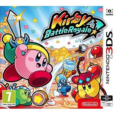 Игра для Nintendo 3DS Kirby: Battle Royale (английская версия)