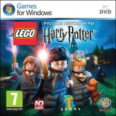 Lego Гарри Поттер [PC, Jewel, русская версия]