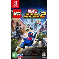 LEGO Marvel Super Heroes 2 [NS, русские субтитры]