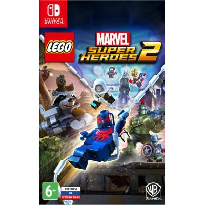 Игра для Nintendo Switch LEGO Marvel Super Heroes 2 (русские субтитры)