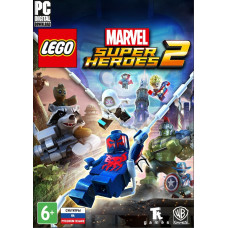 LEGO Marvel Super Heroes 2 [PC, Jewel, русские субтитры]
