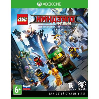 LEGO: Ниндзяго Фильм (Видеоигра) [Xbox One, русские субтитры]
