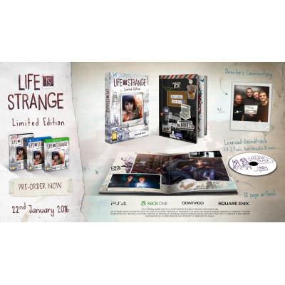 Life is Strange. Особое издание [PS4, английская версия]