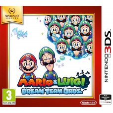 Mario & Luigi: Dream Team Bros (Nintendo Selects) [3DS, русская версия]