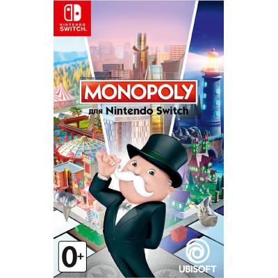Игра для Nintendo Switch Monopoly (русская версия)
