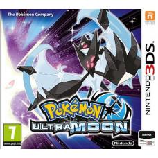 Pokemon Ultra Moon [3DS, английская версия]