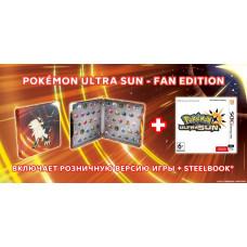 Pokemon Ultra Sun. Fan Edition [3DS, английская версия]
