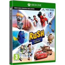 Rush: A Disney Pixar Adventure [Xbox One, русская версия]