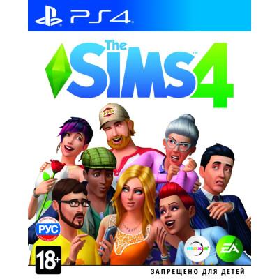 Игра для PlayStation 4 Sims 4 (русская версия)