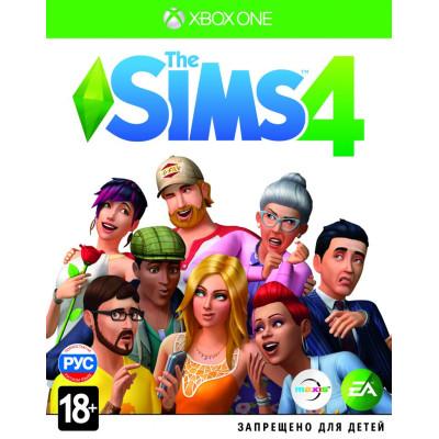Sims 4 [Xbox One, русская версия]