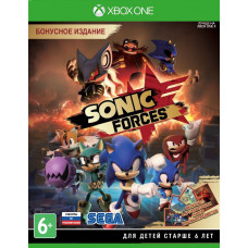 Sonic Forces [Xbox One, русские субтитры]