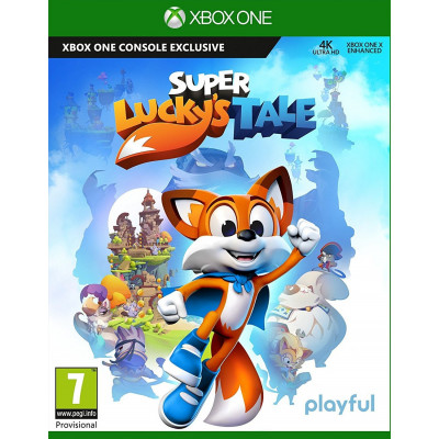 Super Lucky's Tale [Xbox One, русская версия]