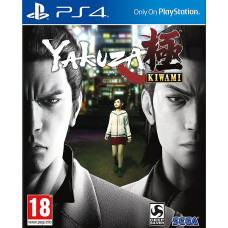 Yakuza Kiwami [PS4, английская версия]