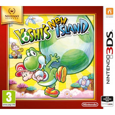 Yoshi's New Island (Nintendo Selects) [3DS, русская версия]