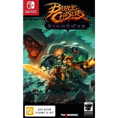 Battle Chasers: Nightwar [NS, русские субтитры]