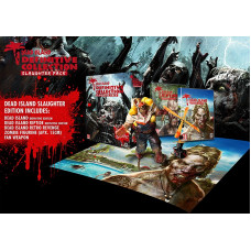 Dead Island: Definitive Collection. Slaughter Pack [PS4, русские субтитры]