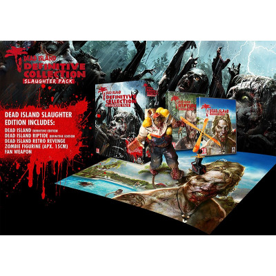 Dead Island: Definitive Collection. Slaughter Pack [PC, русские субтитры]