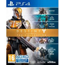 Destiny: The Collection [PS4, английская версия]