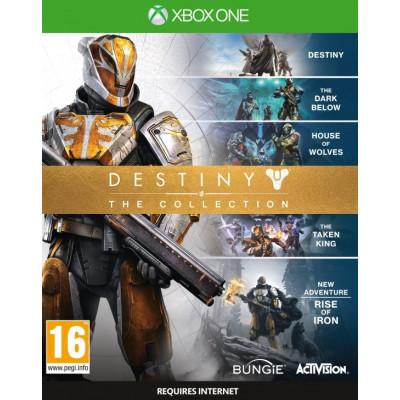 Destiny: The Collection [Xbox One, английская версия]