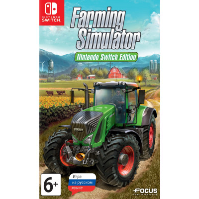 Farming Simulator [NS, русская версия]