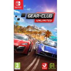 Gear.Club: Unlimited [NS, русские субтитры]