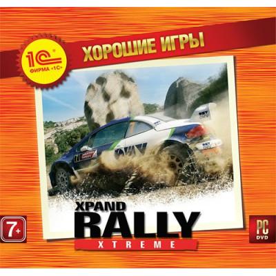 Игра для PC Xpand Rally Xtreme (Хорошие игры) (русская версия)