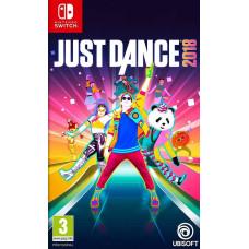 Just Dance 2018 [NS, русская версия]