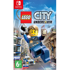 LEGO CITY Undercover [NS, русская версия]