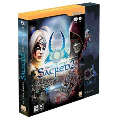 Sacred 2: Падший Ангел. Подарочное издание [PC, русские субтитры]