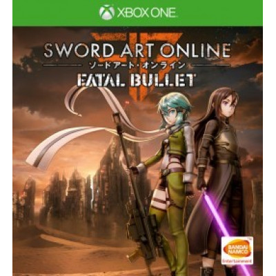 Sword Art Online: Fatal Bullet [Xbox One, английская версия]