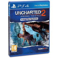 Uncharted 2: Среди воров. Обновленная версия [PS4, русская версия]