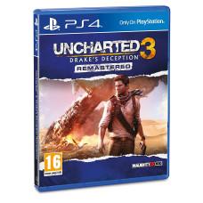 Uncharted 3: Иллюзии Дрейка. Обновленная версия [PS4, русская версия]