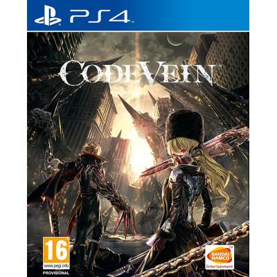 Code Vein [PS4, русские субтитры]