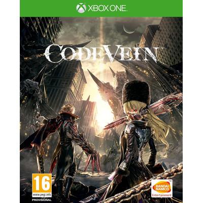 Code Vein [Xbox One, русские субтитры]