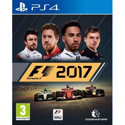 F1 2017 [PS4, русские субтитры]