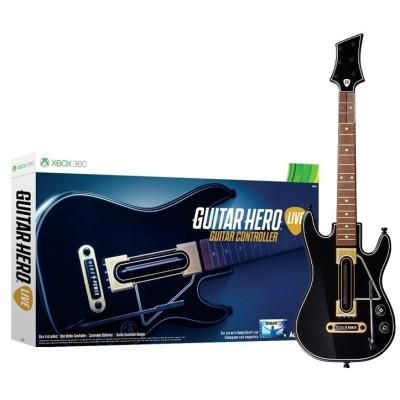 Контроллер гитара беспроводная Guitar Hero Live для Xbox 360