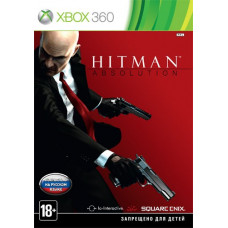 Hitman Absolution [Xbox 360, русская версия]