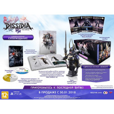 Dissidia Final Fantasy NT. Ultimate Collector's Edition [PS4, английская версия]