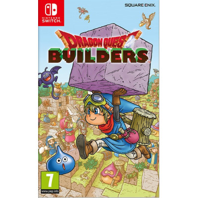 Dragon Quest Builders [NS, английская версия]