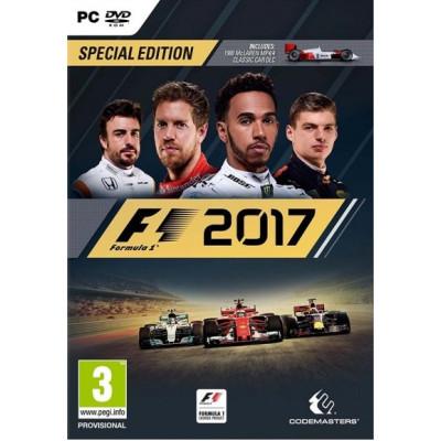 F1 2017. Особое издание [PC, русские субтитры]