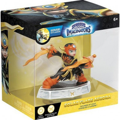 Интерактивная фигурка Skylanders: Imaginators - Sensai - Solar Flare Aurora (Light) [PS4, Xbox One, PS3, Xbox 360, NS, Wii U]