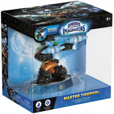 Интерактивная фигурка Skylanders: Imaginators - Sensai - Master Tidepool (Water) [PS4, Xbox One, PS3, Xbox 360, NS, Wii U]