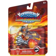 Интерактивная фигурка Skylanders: SuperChargers - Land Vehicle - Burn-Cycle (Fire) [PS4, Xbox One, PS3, Xbox 360, 3Ds, Wii, Wii U]
