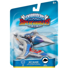 Интерактивная фигурка Skylanders: SuperChargers - Sky Vehicle - Sky Slicer (Air) [PS4, Xbox One, PS3, Xbox 360, 3DS, Wii, Wii U]
