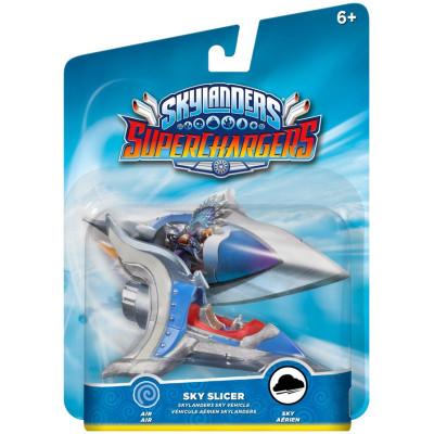 Интерактивная фигурка Skylanders: SuperChargers - Sky Vehicle - Sky Slicer (Air) [PS4, Xbox One, PS3, Xbox 360, 3DS, Wii, Wii U]