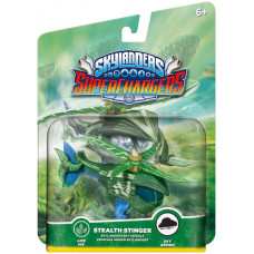 Интерактивная фигурка Skylanders: SuperChargers - Sky Vehicle - Stealth Stinger (Life) [PS4, Xbox One, PS3, Xbox 360, 3DS, Wii, Wii U]
