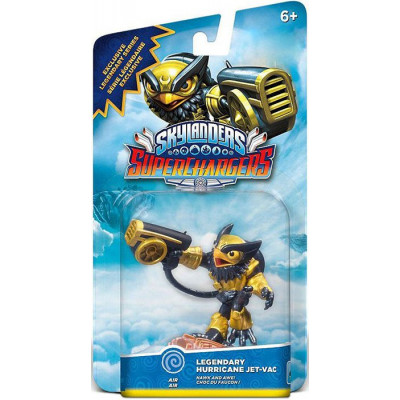 Интерактивная фигурка Skylanders: SuperChargers - Legendary Hurricane Jet-Vac (Air) [PS4, Xbox One, PS3, Xbox 360, 3DS, Wii, Wii U]