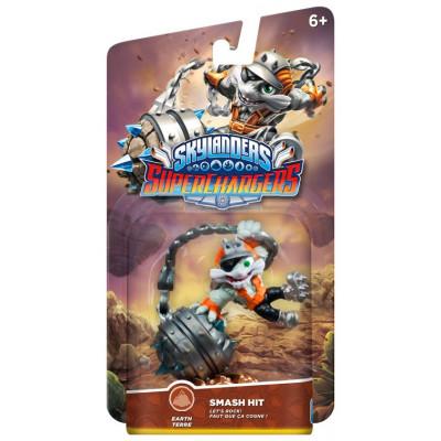 Интерактивная фигурка Skylanders: SuperChargers - Smash Hit (Earth) [PS4, Xbox One, PS3, Xbox 360, 3DS, Wii, Wii U]